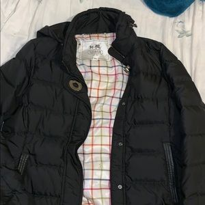 91fd53c20 Coach Jackets & Coats for Women   Poshmark